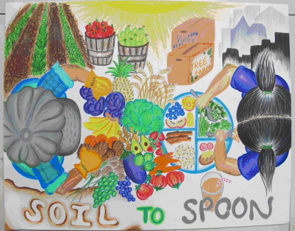Second Place Winner 2011 National Association Of Conservation Poster Contest Local And State First Honorable Mention 2012